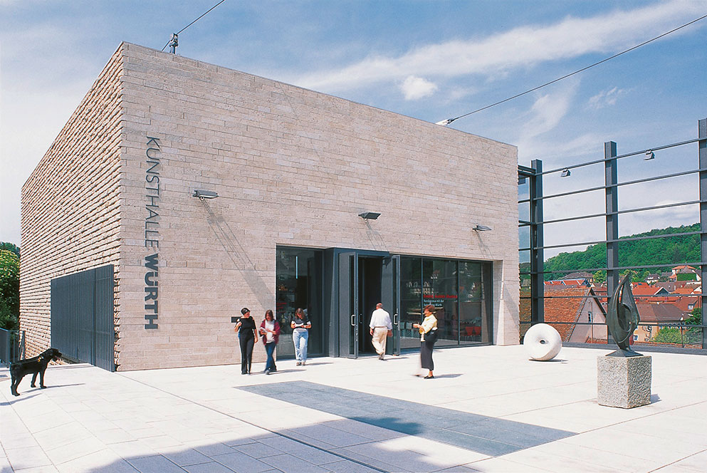 Wurth umjetnička galerija
