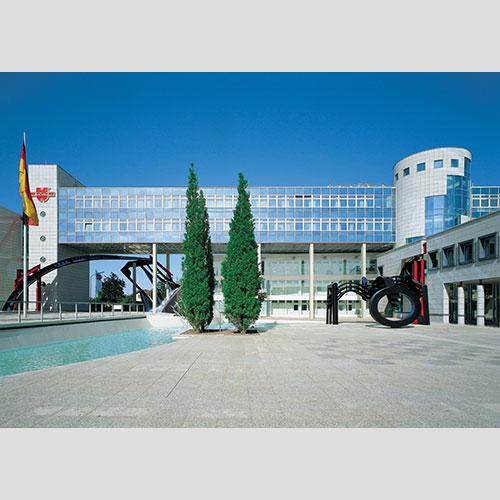Zgrada uprave u Künzelsau