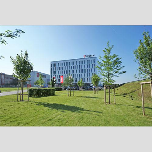 Novosagrađena poslovnica u Künzelsau-Gaisbachu