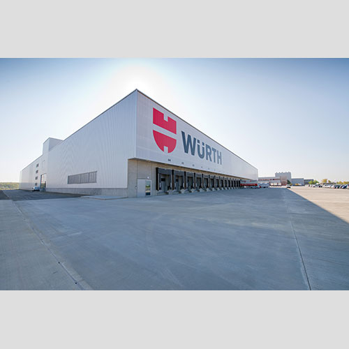 Novosagrađeni distributivni centar Zapad