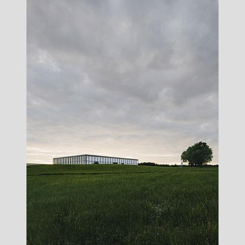 Vanjski izgled - Carmen Würth Forum