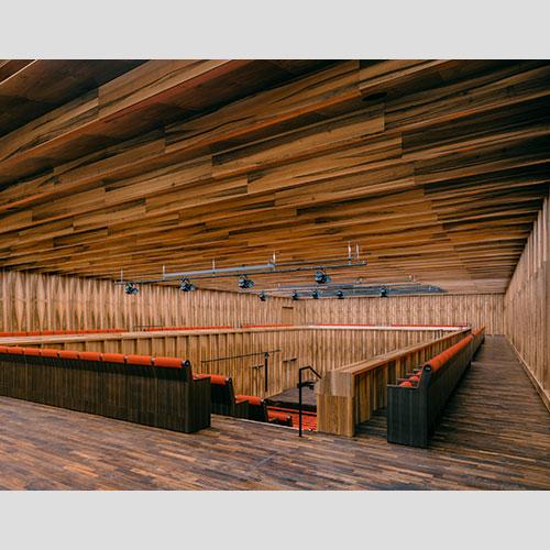 Dvorana komorne muzike - Carmen Würth Forum