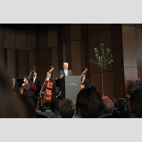 Predsjednik Vlade Winfried Kretschmann- Govornik na svečanosti