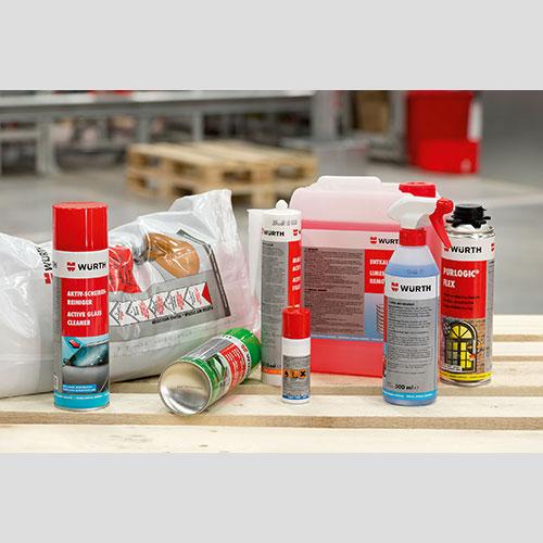Pregled hemijskih proizvoda