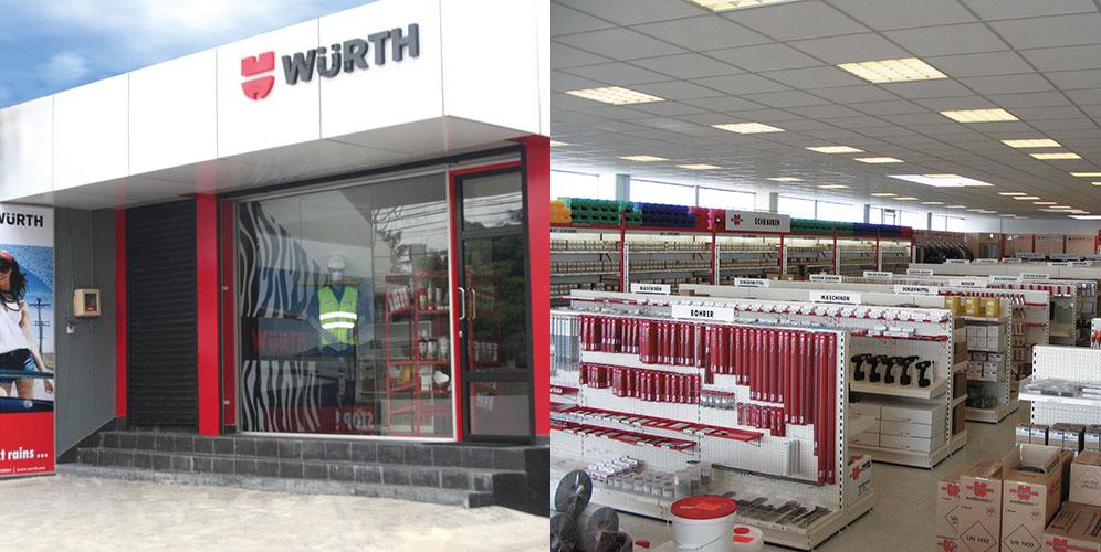 Wurth Shop